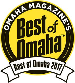 We got the Best of Omaha 2017!