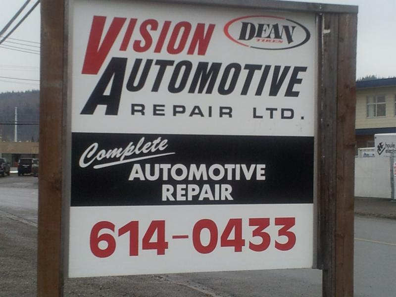 Vision Excel Automotive Repair in Prince George