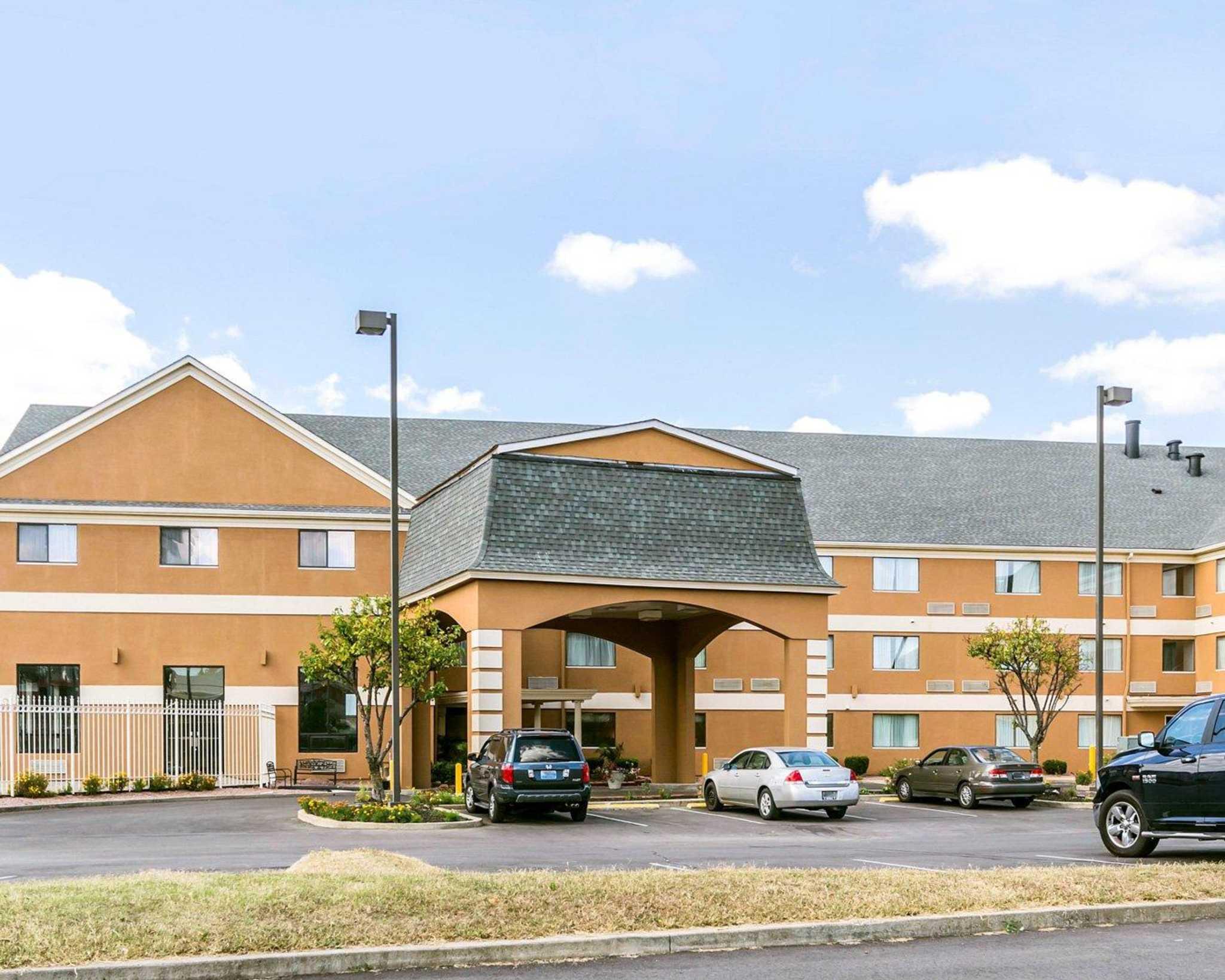 Quality Inn & Suites University/Airport image 1