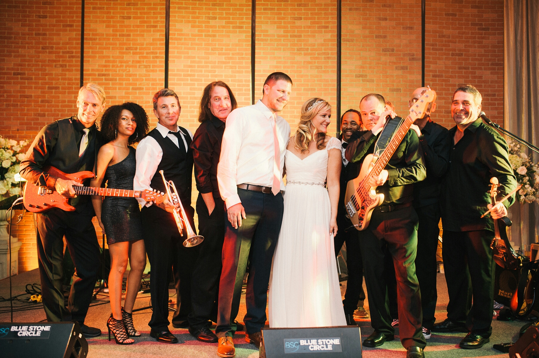 Blue Stone Circle Wedding, Corporate, Special Events Band image 1