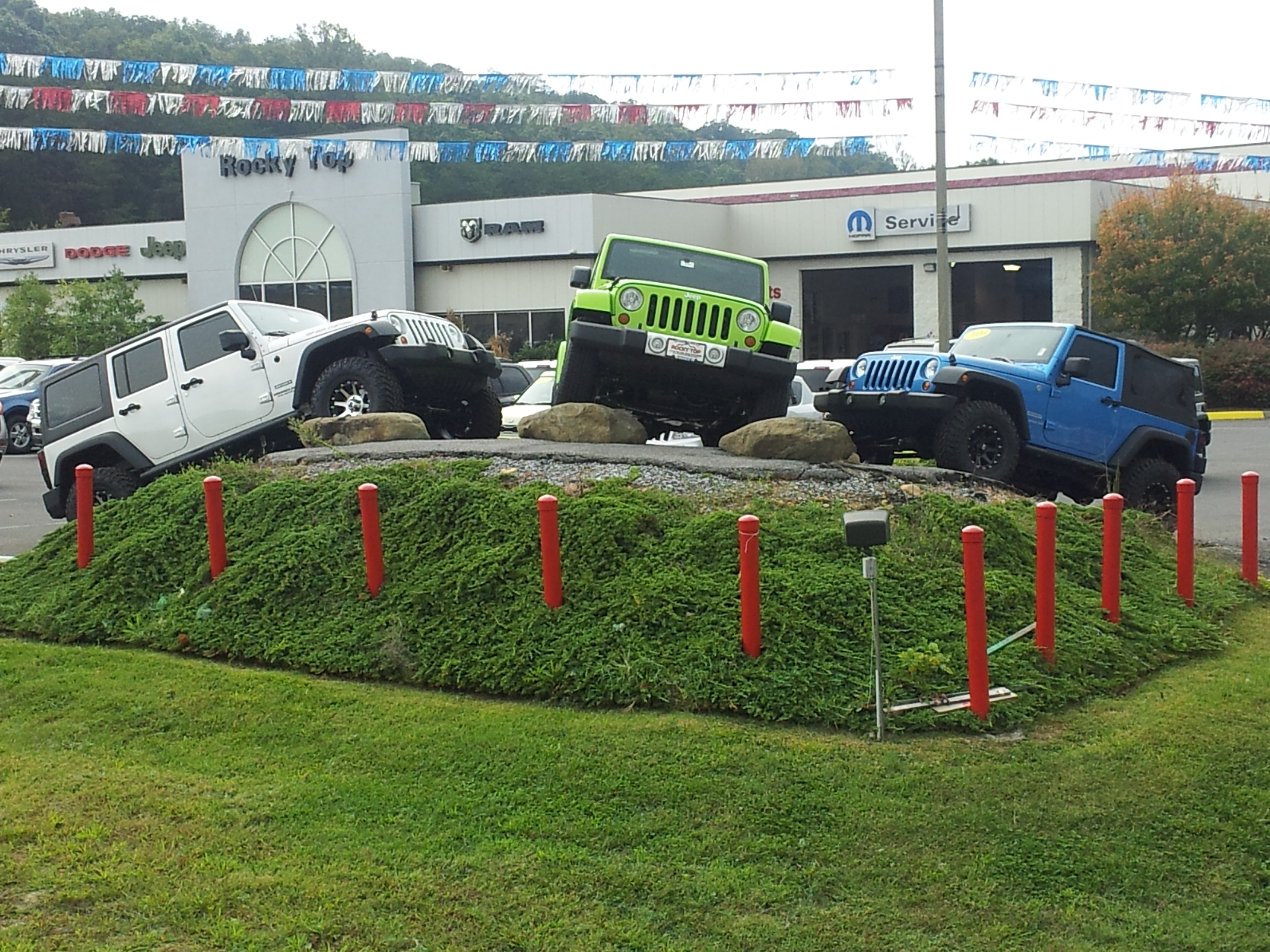 Rocky Top Chrysler Jeep Dodge image 0