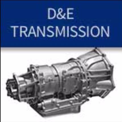D&E transmission