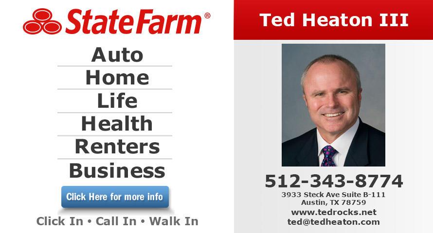 Ted Heaton III - State Farm Insurance Agent