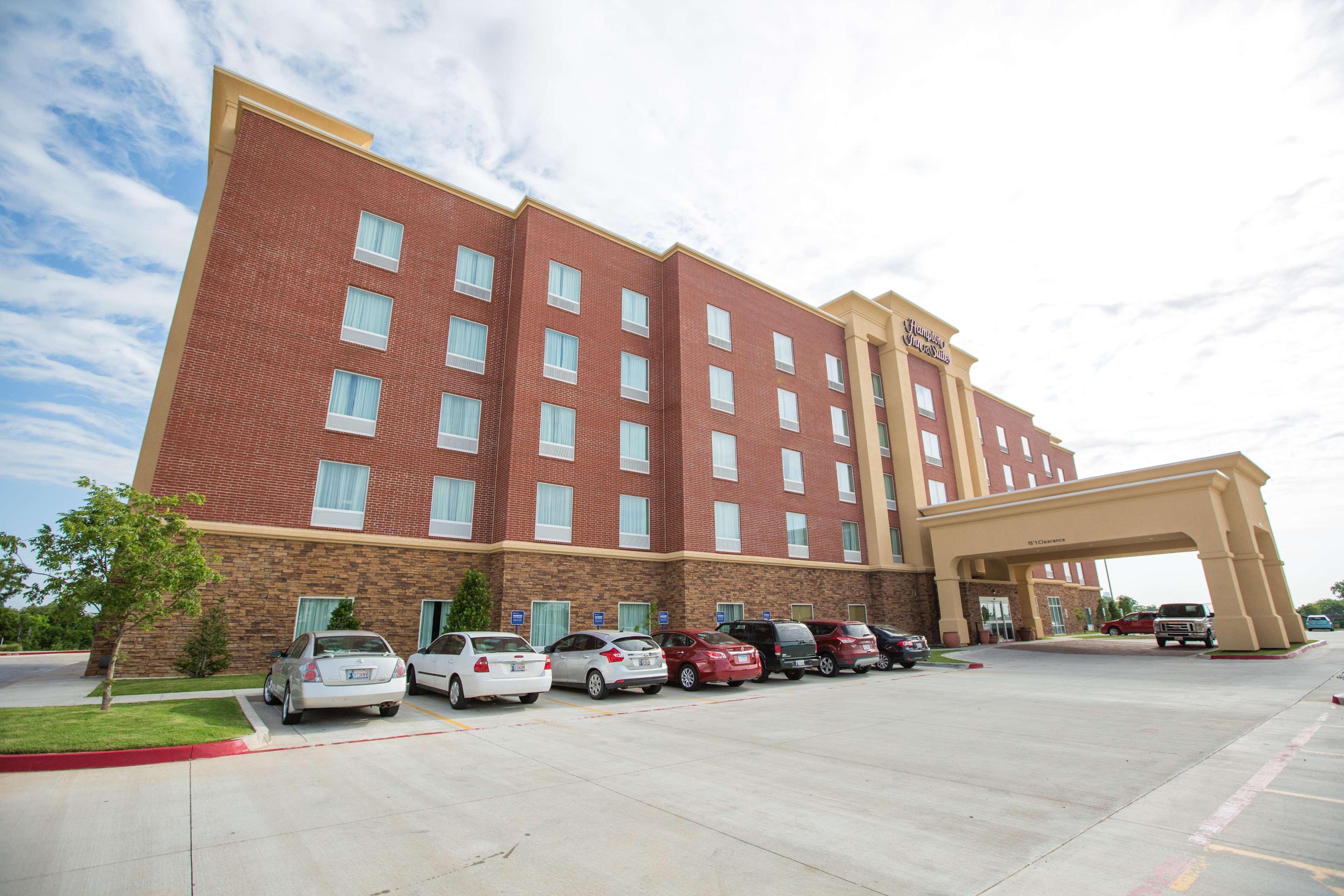 Hampton Inn & Suites Oklahoma City Airport
