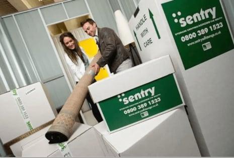 Sentry Self Storage Ltd
