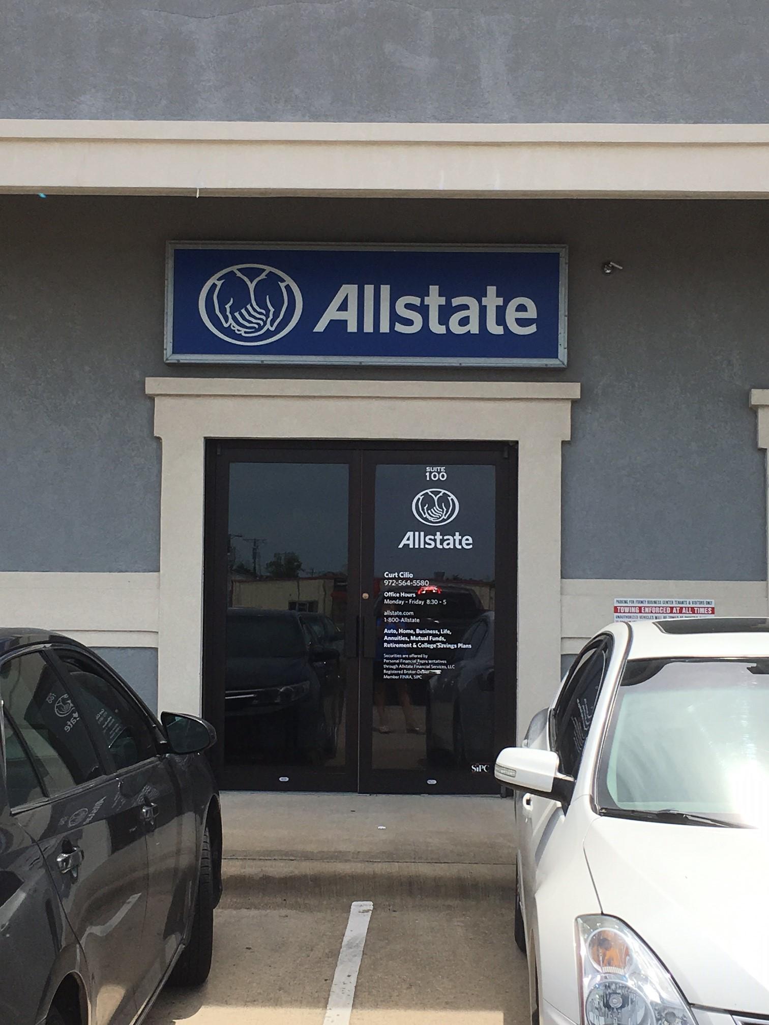 Curt Thomas Cilio: Allstate Insurance image 0