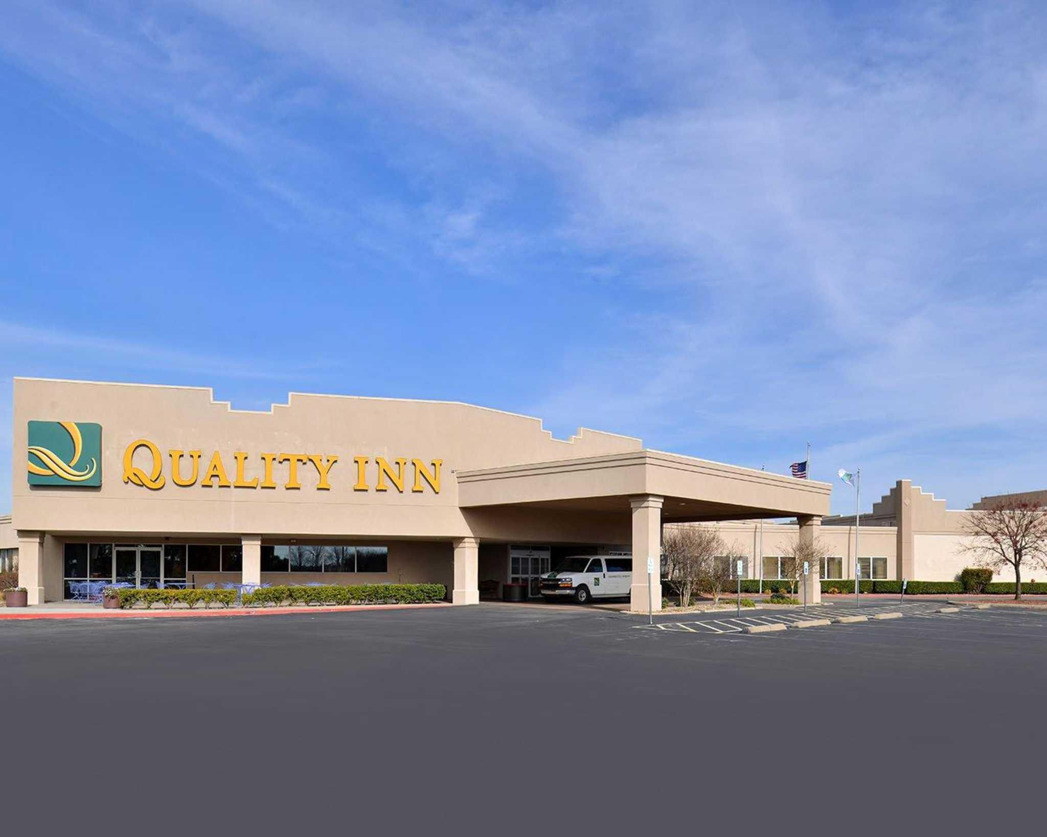 Quality Inn Oklahoma City Airport image 23