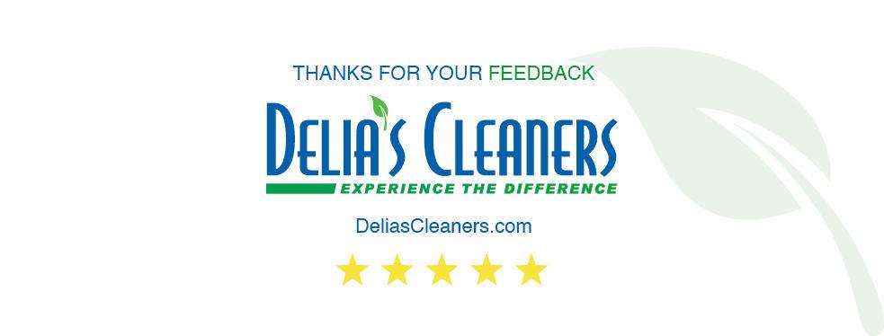 Delia's Cleaners image 0