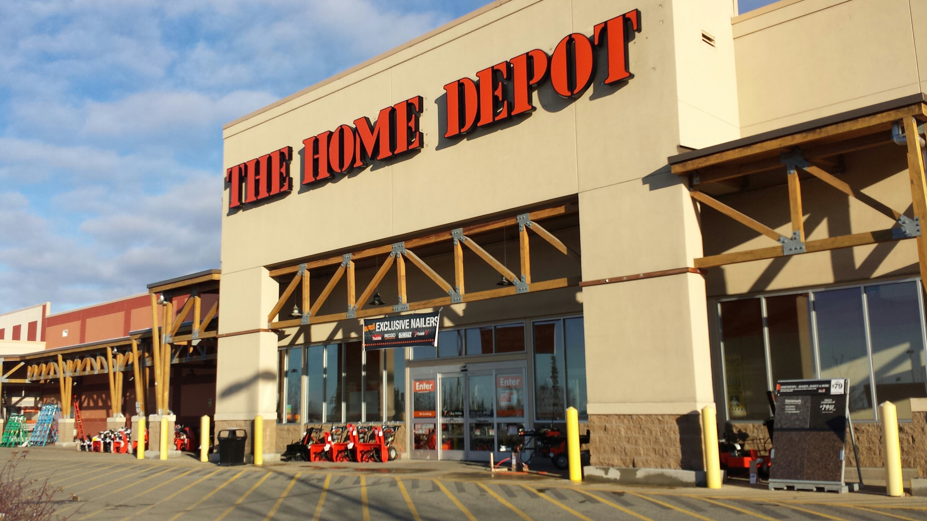 The Home Depot 1715 Abbott Road Anchorage Ak Hardware Stores Mapquest