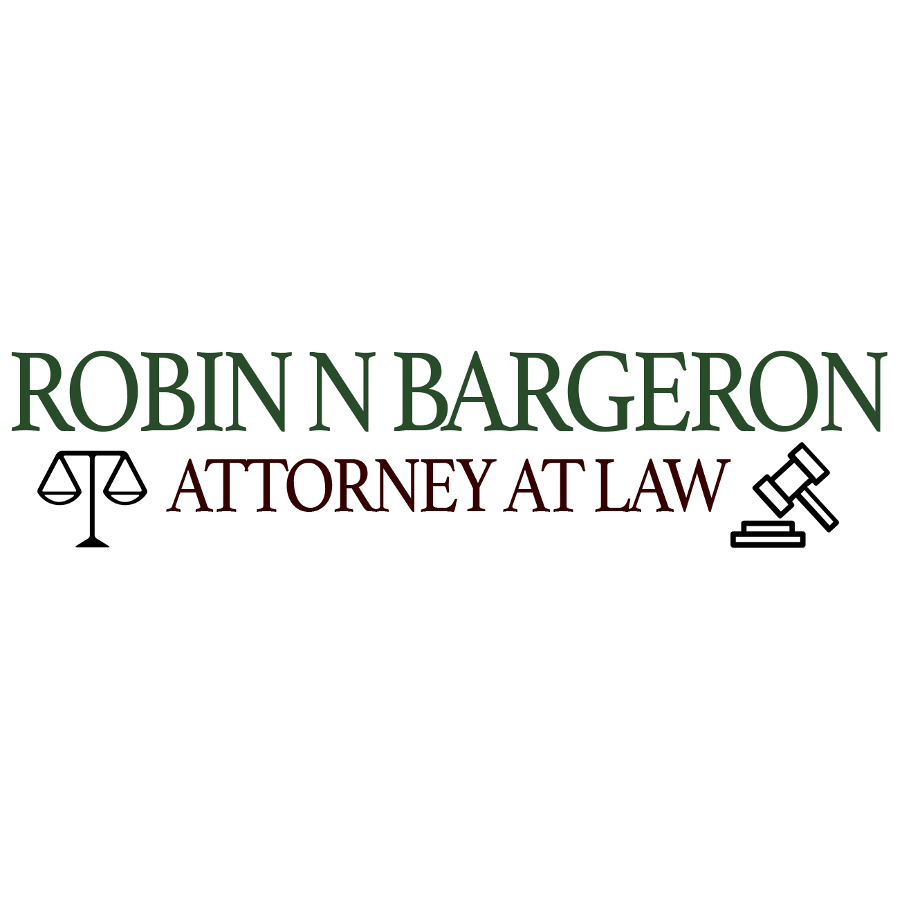 Robin N. Bargeron, Attorney at Law