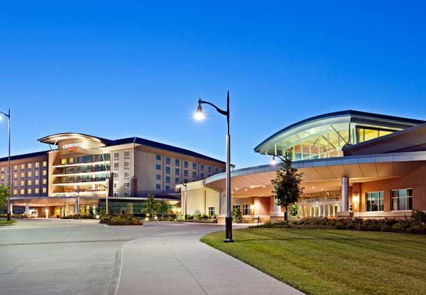 Courtyard by Marriott Omaha La Vista image 1
