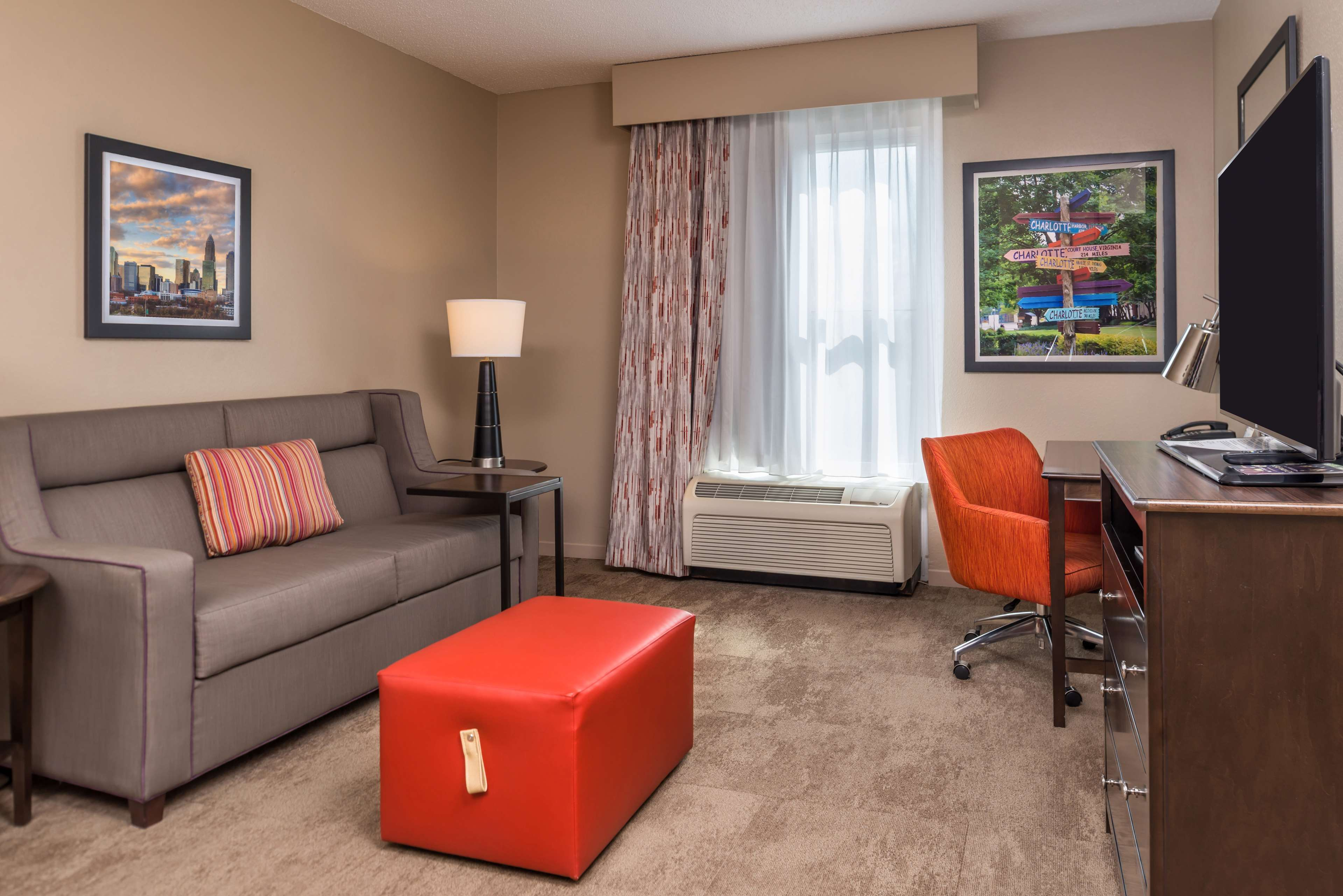 Hampton Inn & Suites Charlotte-Arrowood Rd. image 43