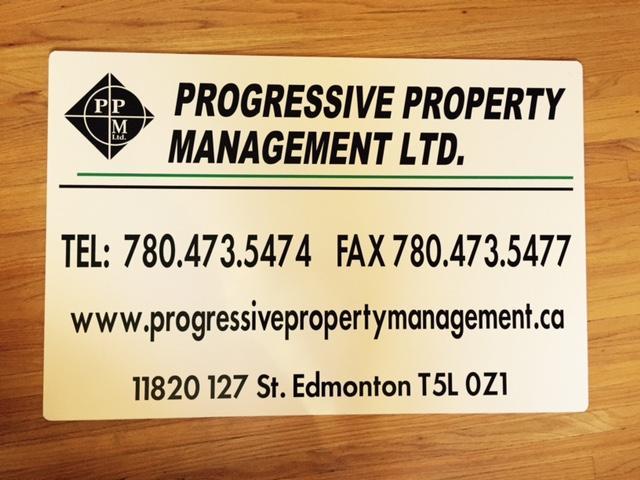 Progressive Property Management Ltd
