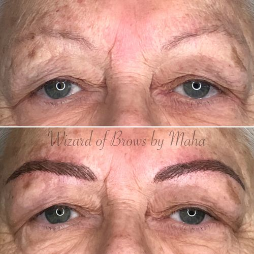 Wizard of Brows Microblading image 5