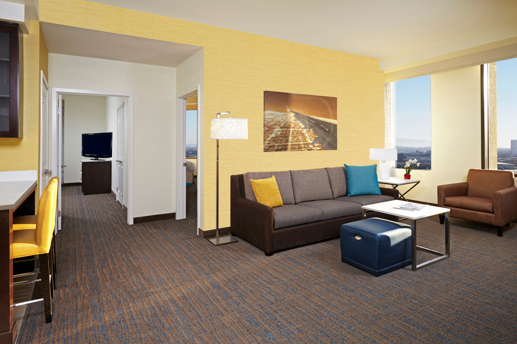 Residence Inn By Marriott Los Angeles Lax Century Boulevard Los Angeles Ca Business Directory