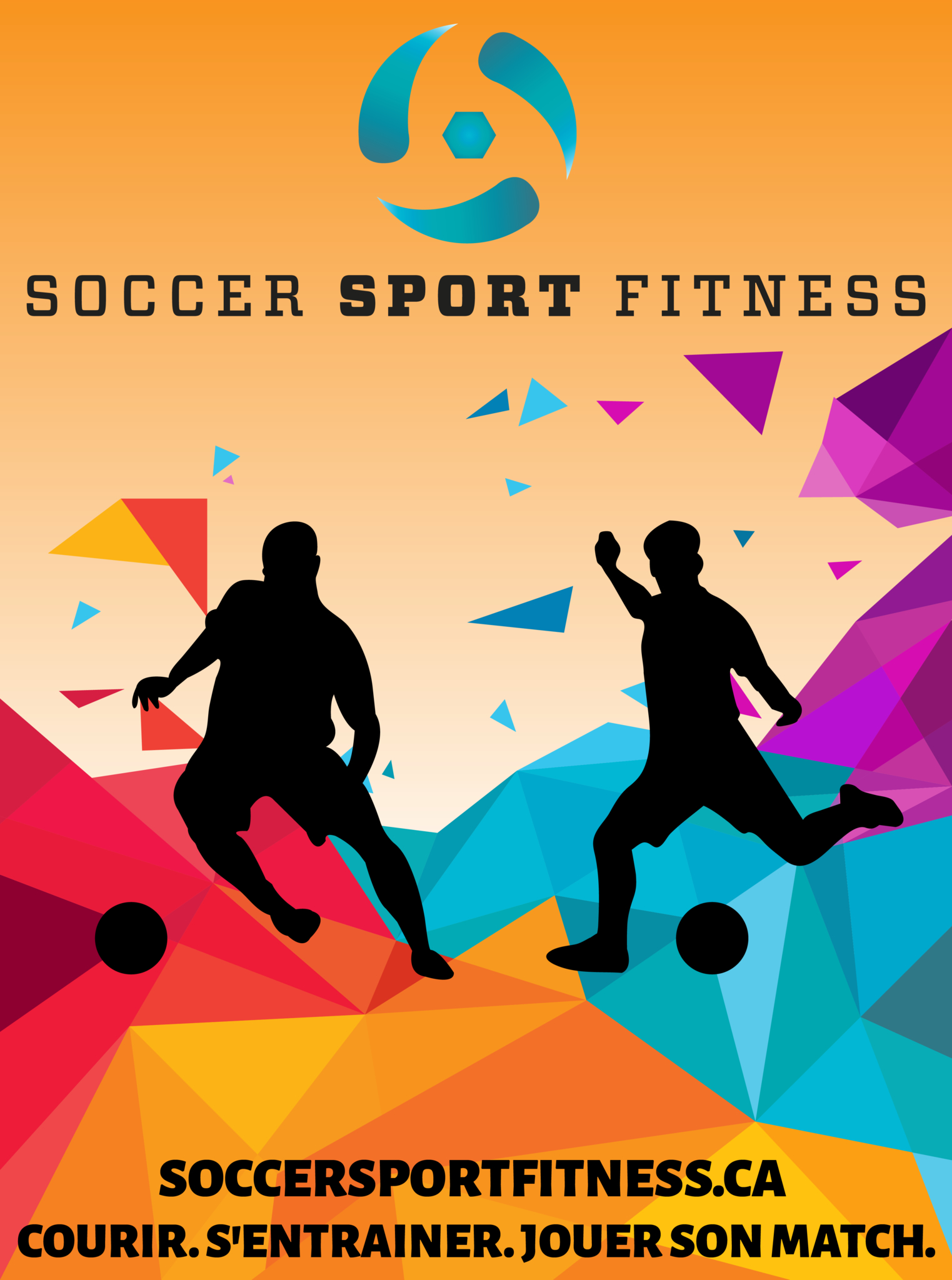 Soccer Sport Fitness à Saint-Augustin-de-Desmaures: Soccer Sport Fitness.  RUN. TRAIN. PLAY YOUR GAME.