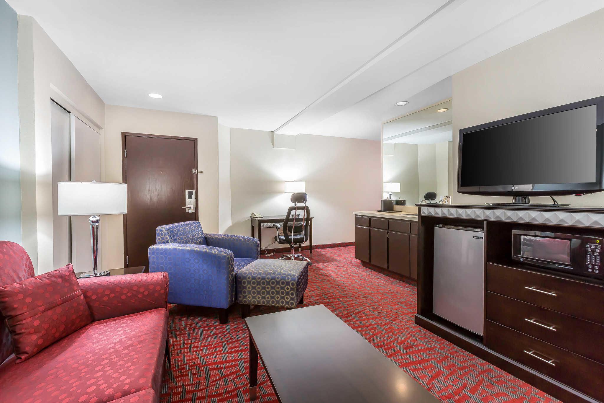 Quality Inn & Suites Irvine Spectrum image 34