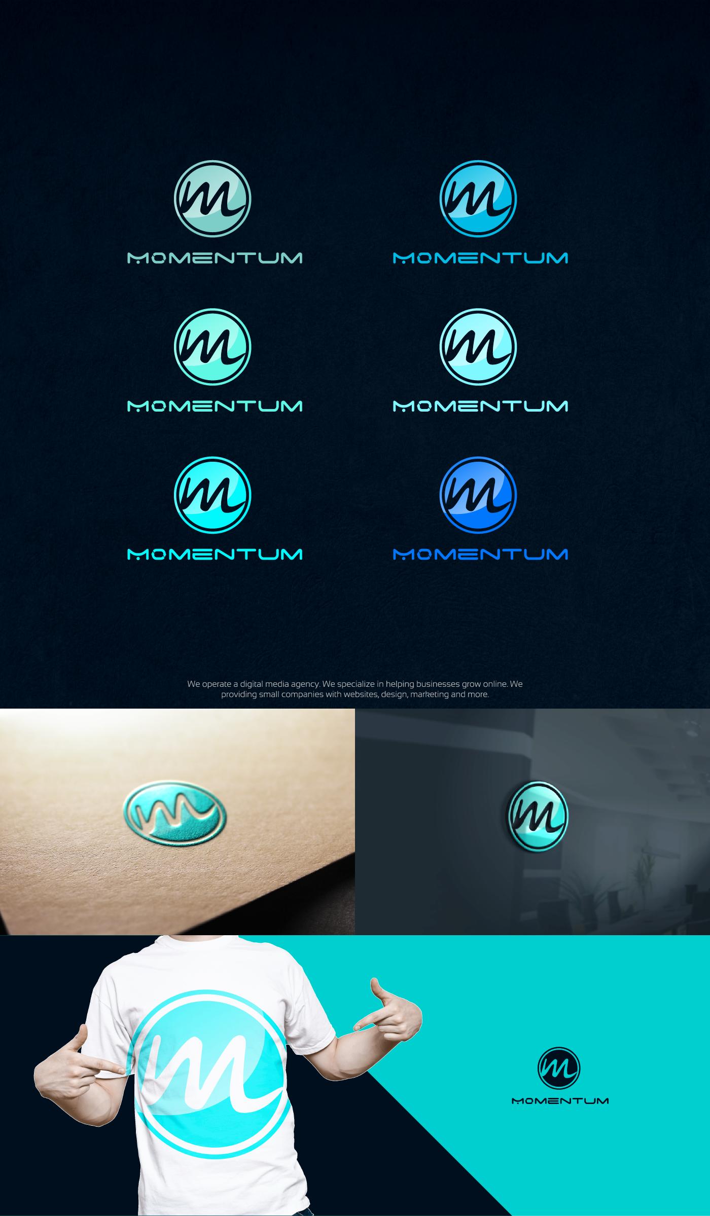 Momentum Digital image 2