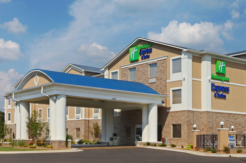 Holiday Inn Express & Suites Clarksville image 0