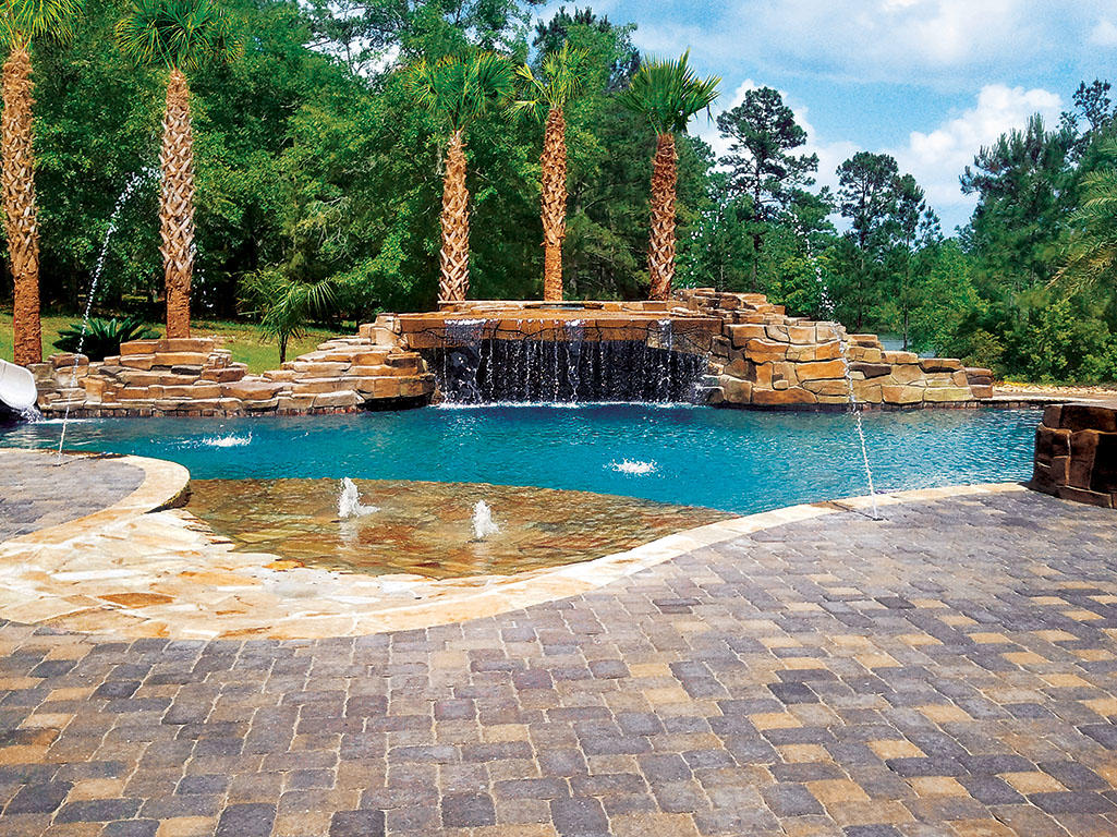 Blue Haven Pools & Spas - Swimming Pool Contractor - Mobile ...
