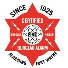 Certified Burglar & Fire Alarm Systems Inc