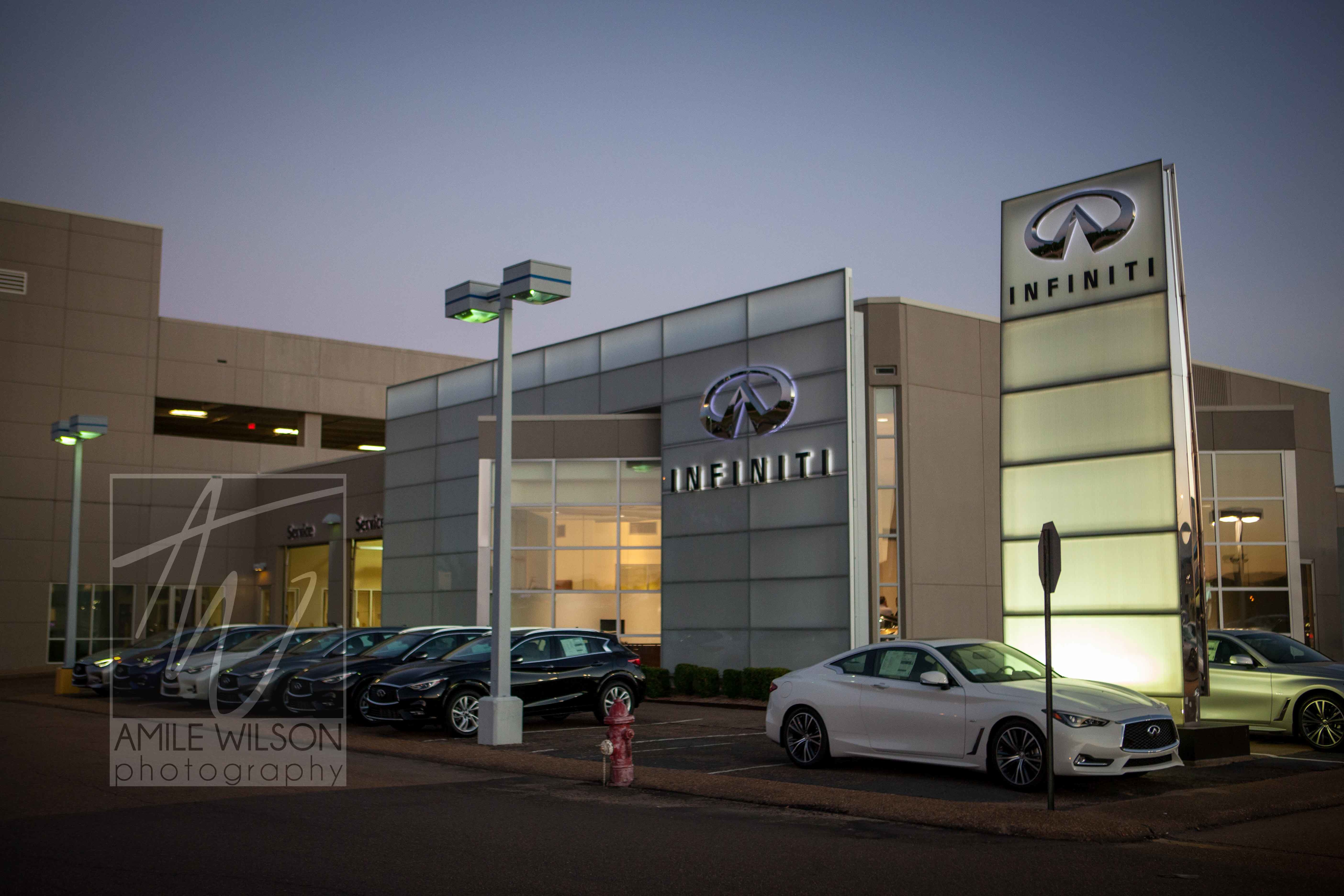 infiniti infinity auto goes hybrid production news dealers in