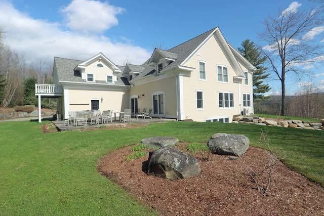 Stowe country homes in stowe vt 05672 citysearch for Cost of building a house in vermont
