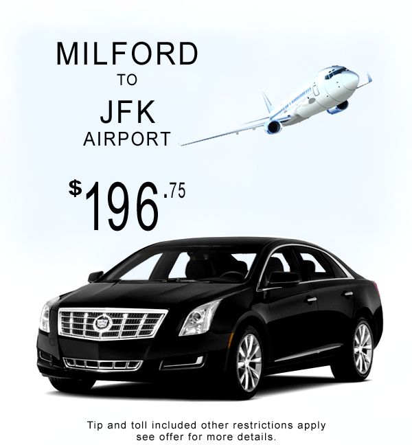 Greenwich Car Service To Jfk