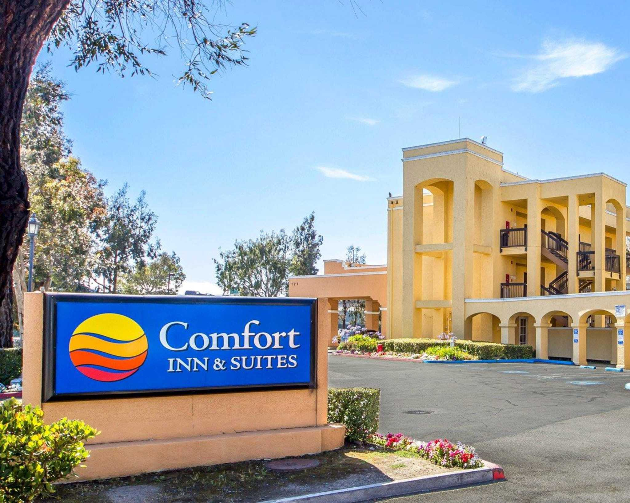 Comfort Inn Amp Suites San Francisco Airport North In South