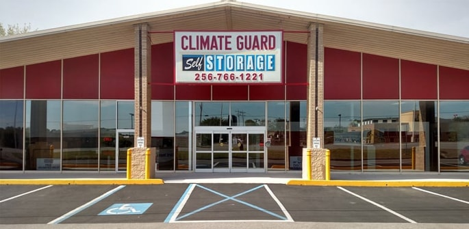 Climate Guard Self Storage In Florence Al 35630 Citysearch