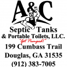 A & C Septic Tanks & Portable Toilets