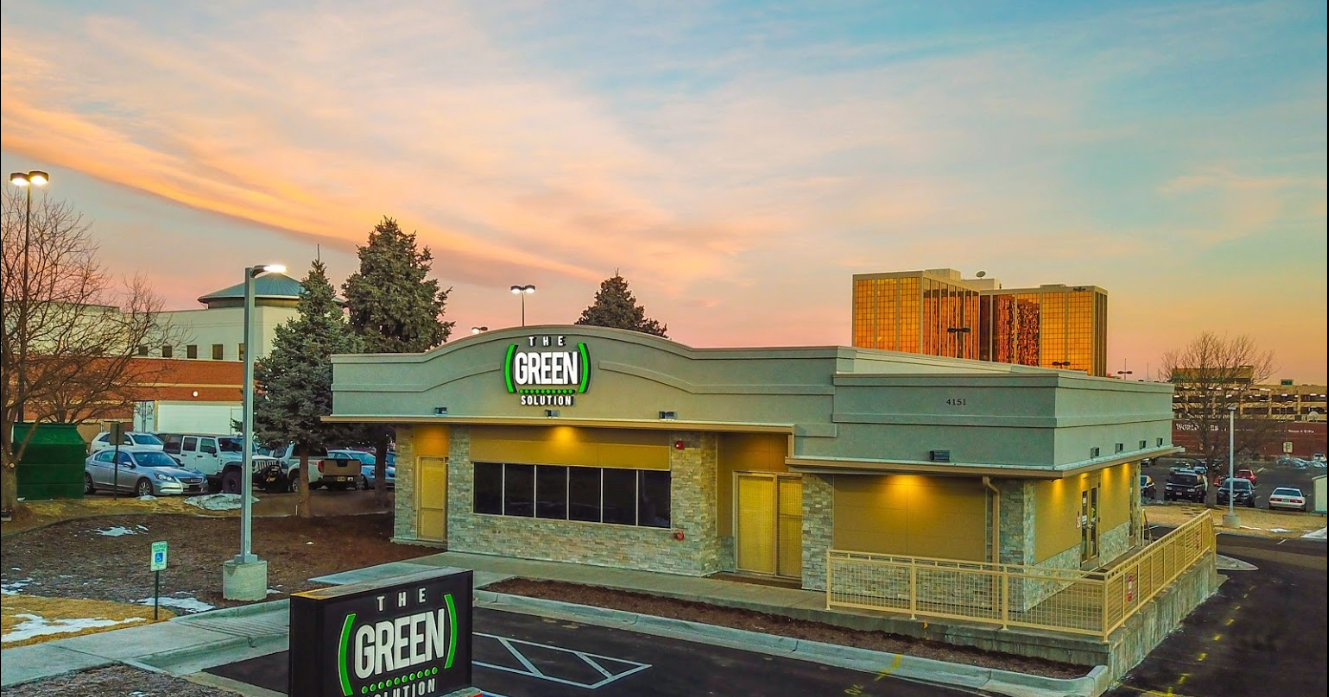 The Green Solution Recreational Marijuana Dispensary image 9