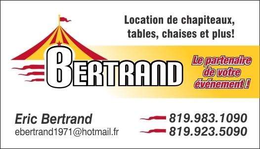Bertrand Location De Chapiteaux