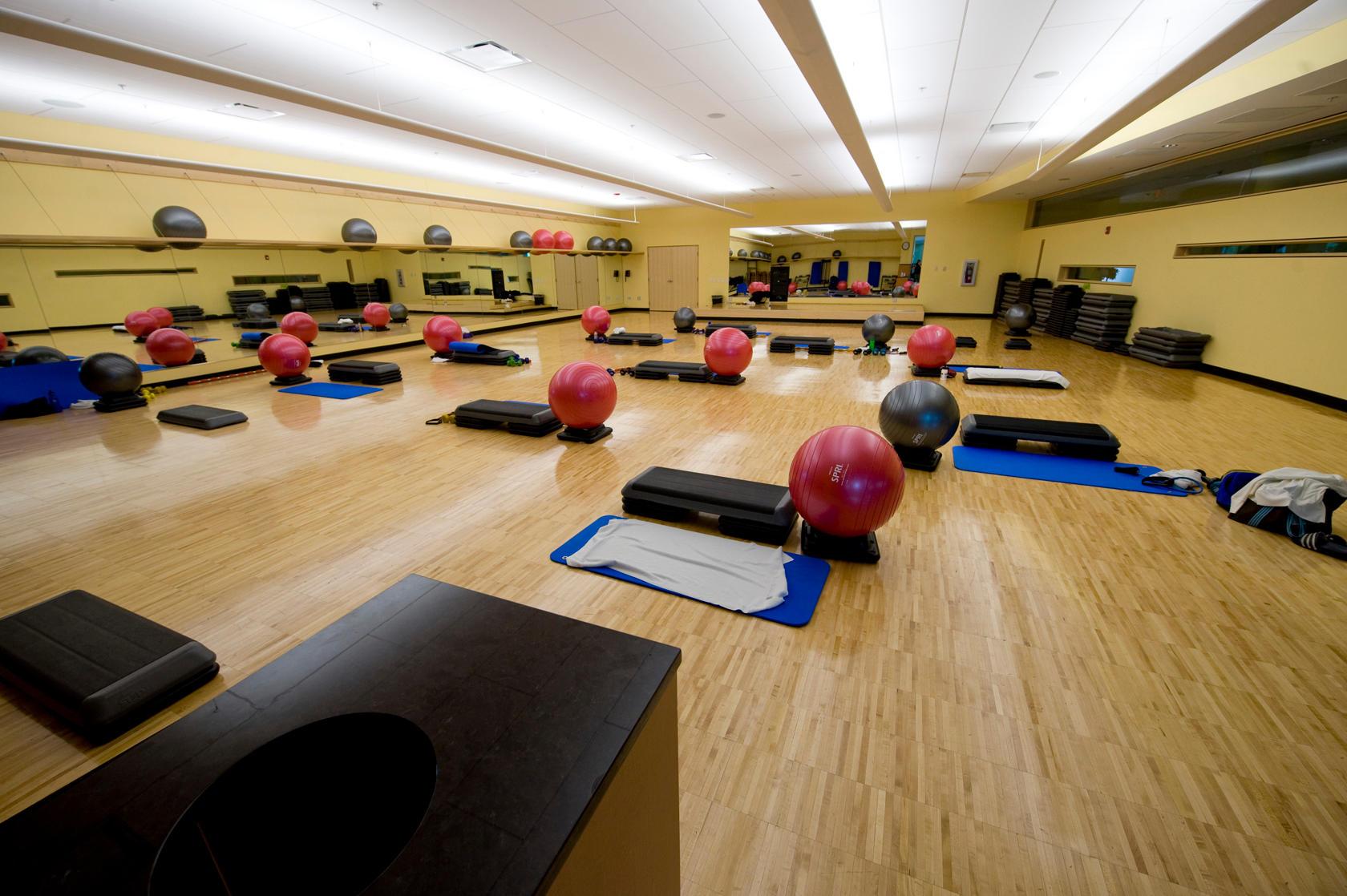 Northwestern Medicine Health and Fitness Center Huntley