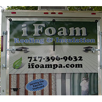 I foam roofing insulation in lancaster pa 717 553 0131 for 717 salon lancaster pa