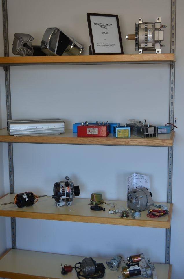 Gold Seal Alternator & Starter Services