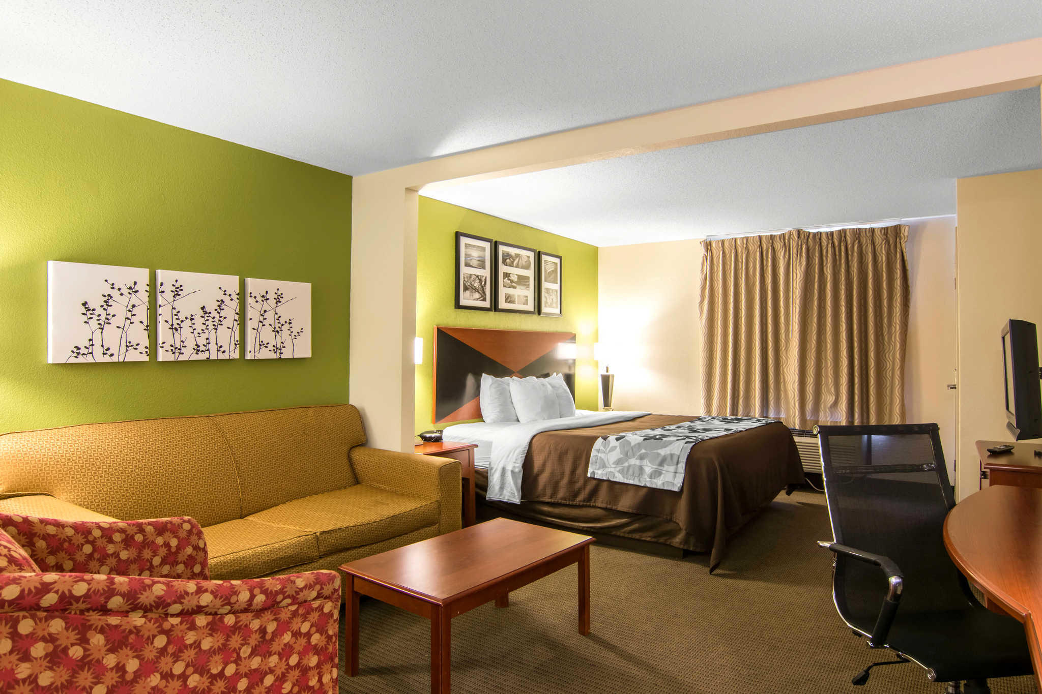 Sleep Inn & Suites At Fort Lee image 20