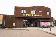 supermarkt in de buurt van sluis