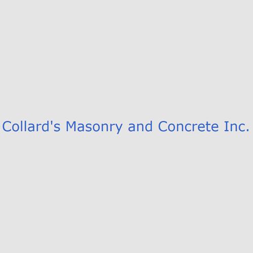 Collard's Masonry and Concrete Inc image 10