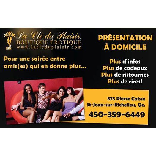 La Clé Du Plaisir in Saint-Jean-Sur-Richelieu