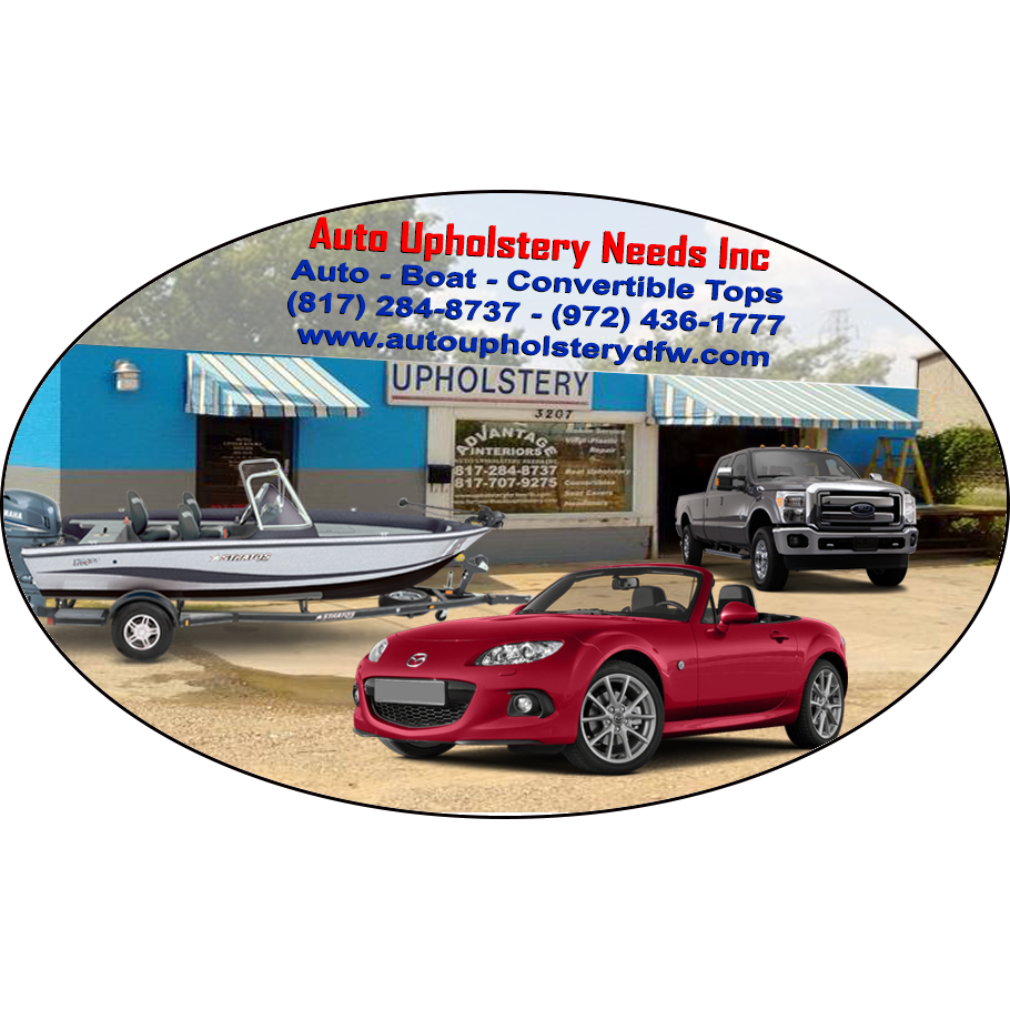 Interior Car Cleaning Okc: Auto Upholstery Needs