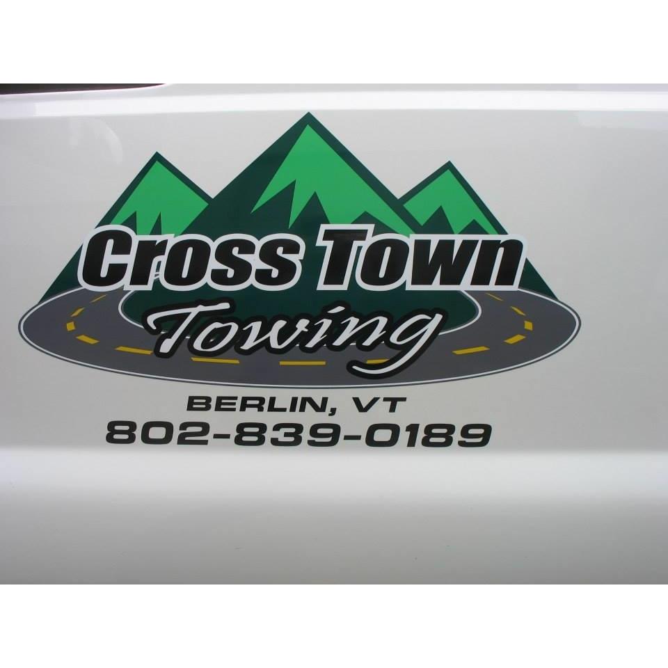 Crosstown Towing - Berlin, VT 05602 - (802)839-0189 | ShowMeLocal.com