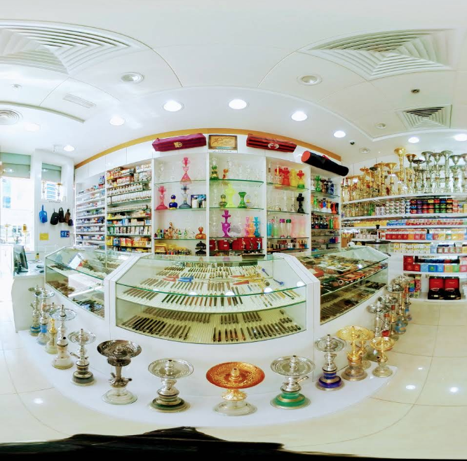 Amwaj alzahabiya smoking accessories
