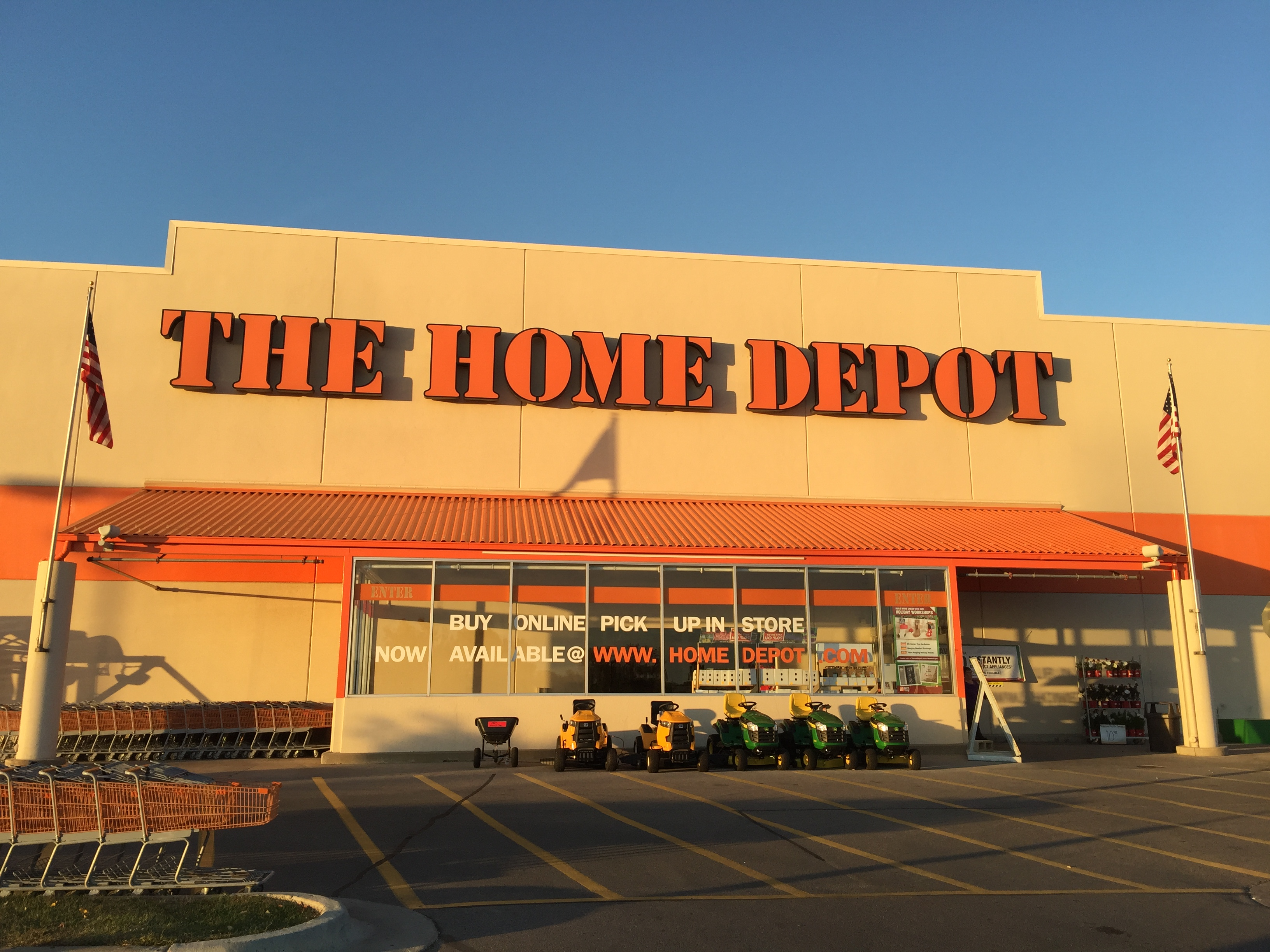 the home depot in wichita ks whitepages