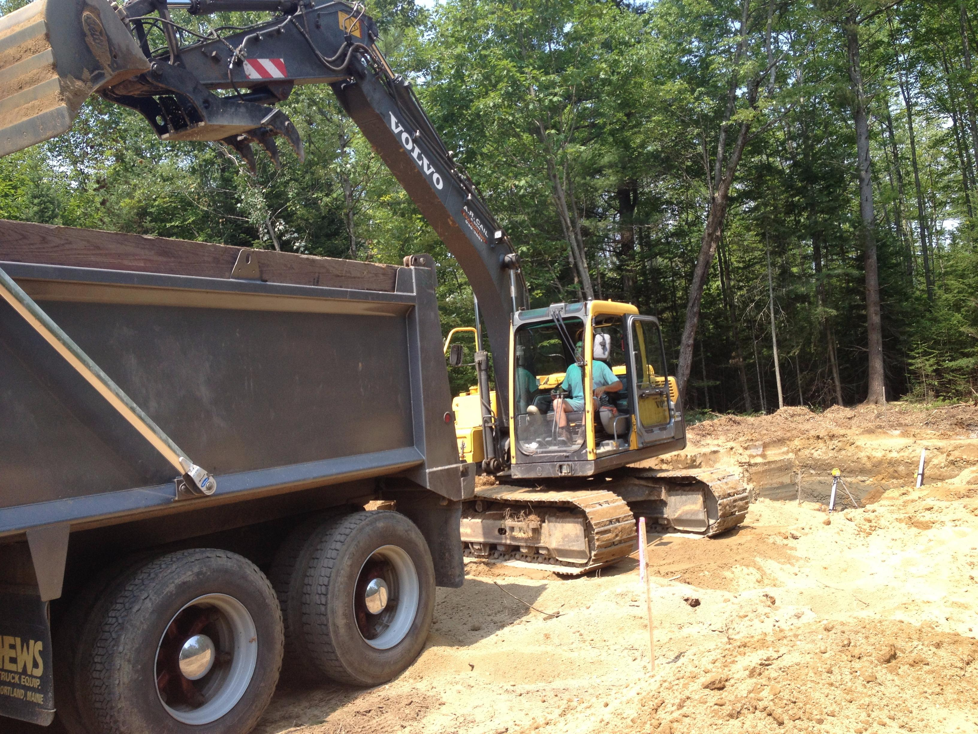 AR Cail Excavation - Windham image 0