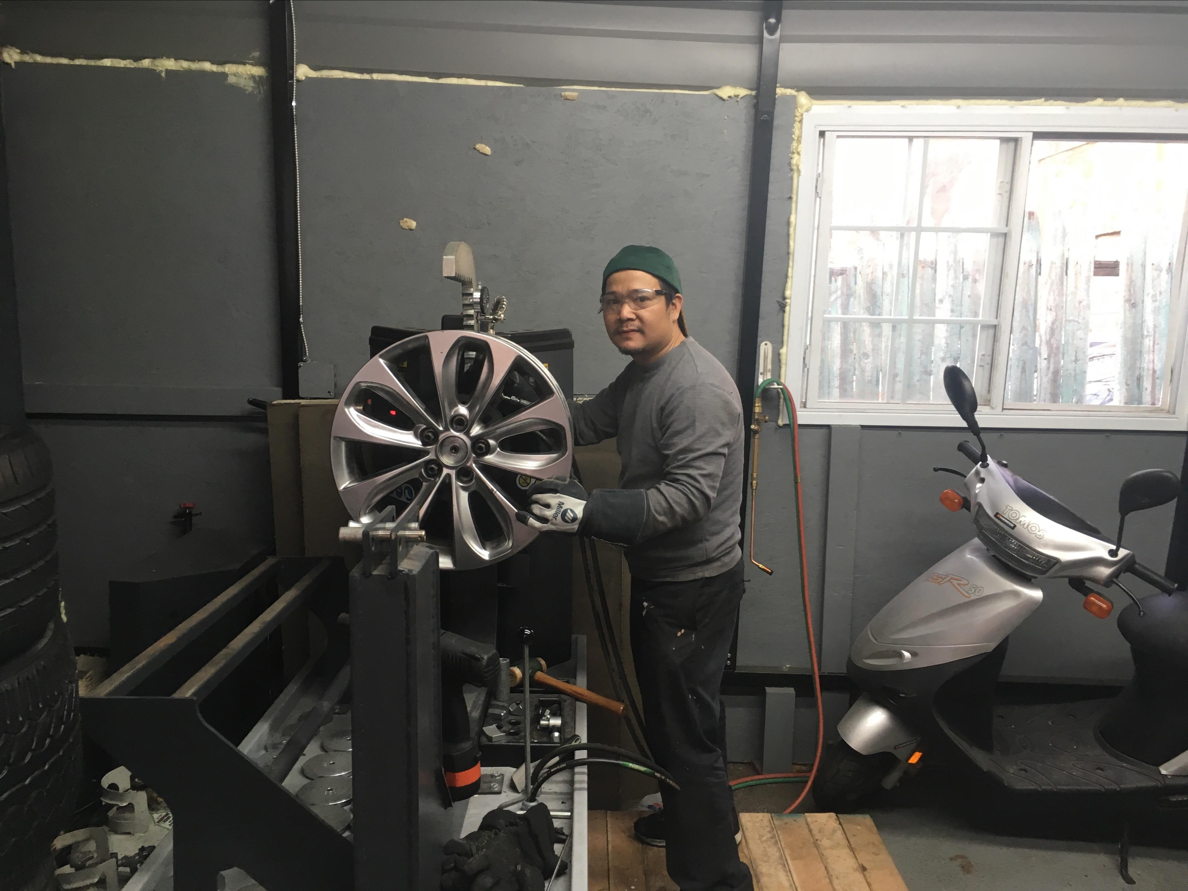 Quality Used Tires and Alloy Wheel Repair image 0