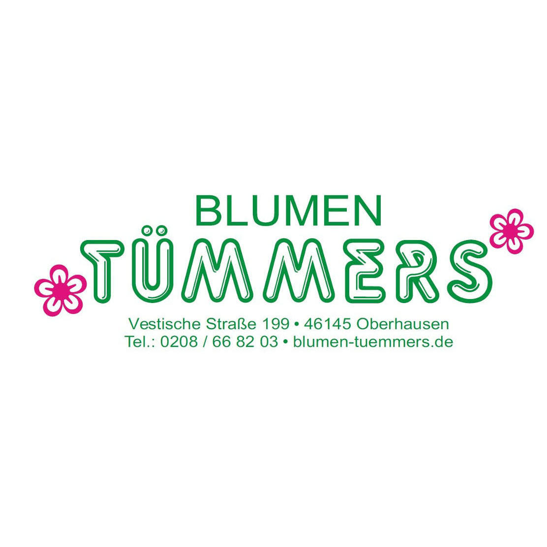 Logo von Blumen Tümmers - Fleurop Service