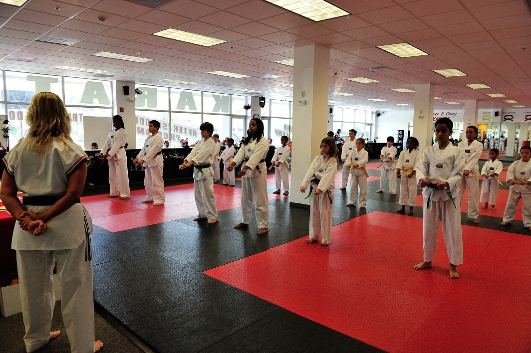 image of the Power and Glory Karate