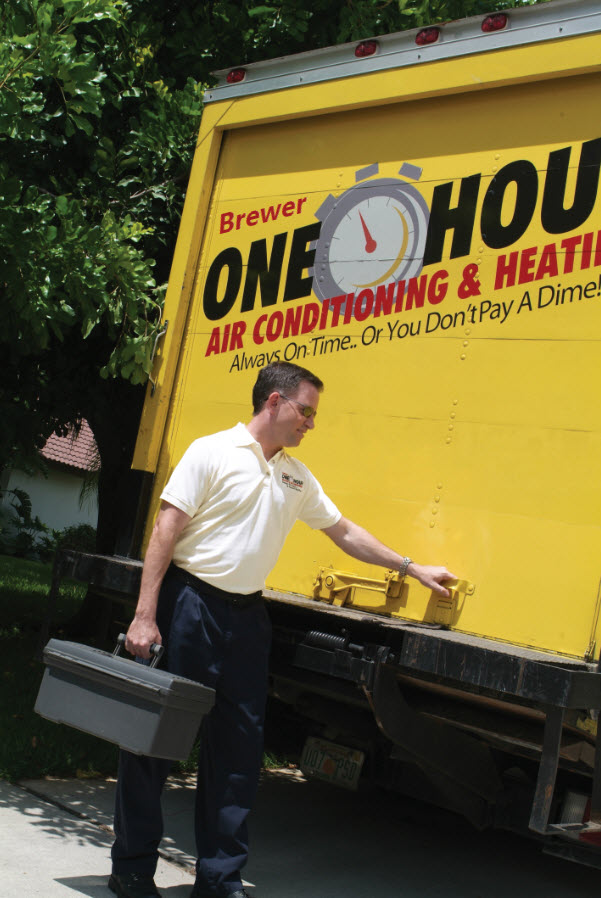 Brewer One Hour Air Conditioning And Heating In Phoenix