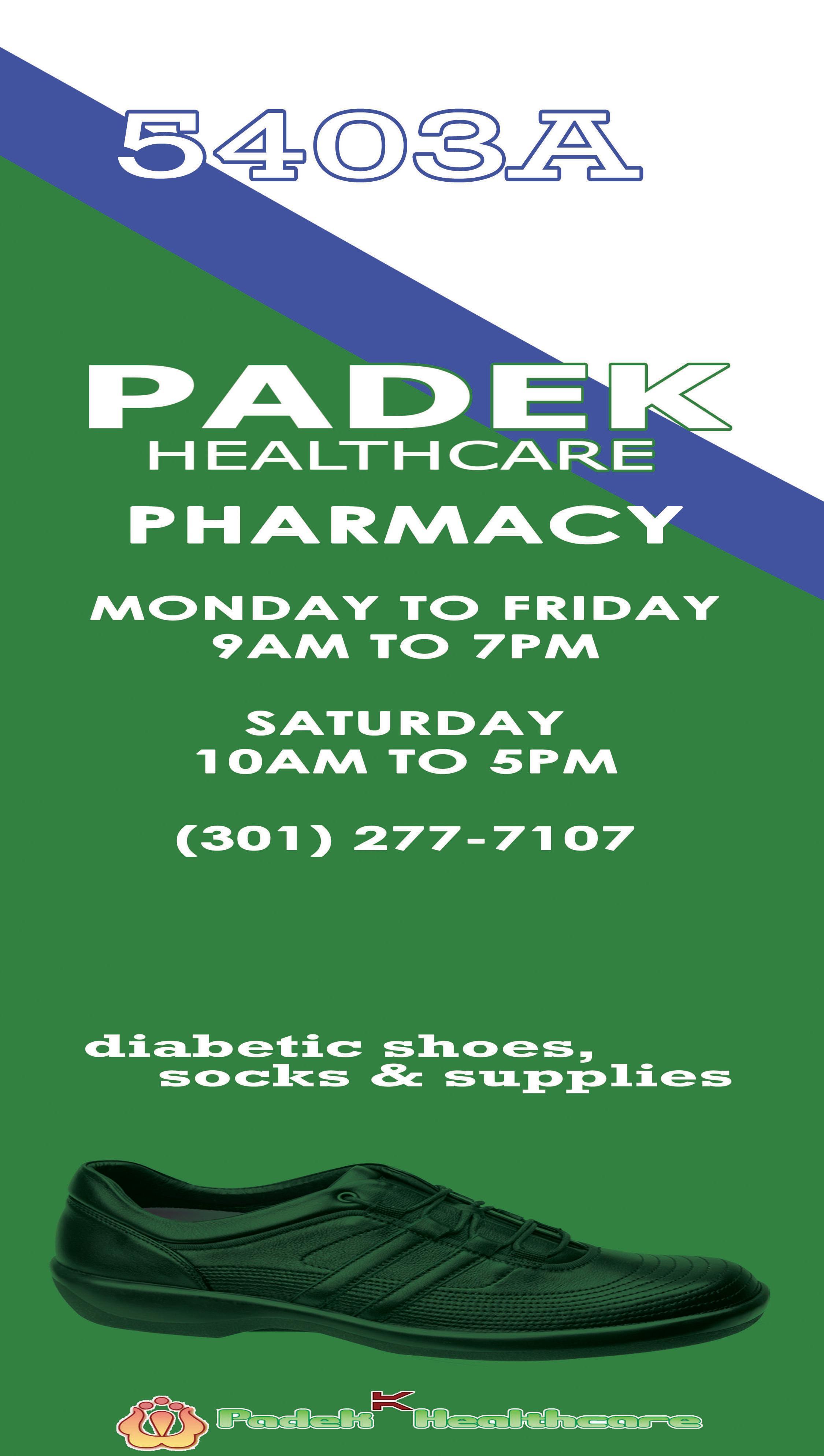 PADEK HEALTHCARE PHARMACY image 1